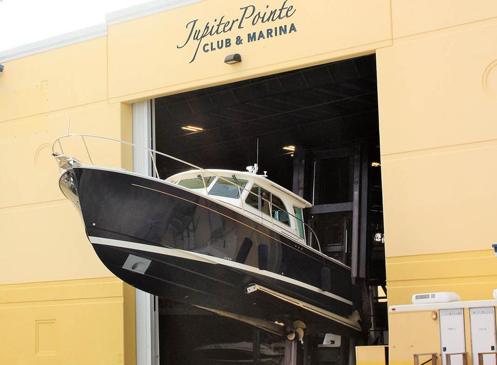 Jupiter Pointe Boat Storage