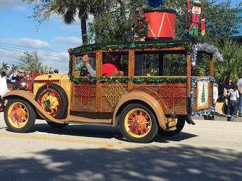 December 9th - Christmas Parade