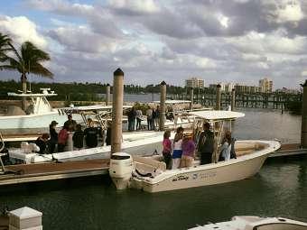 Free Boat Training! November 15th & 26th