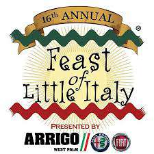 November 2-4th - Feast Of Little Italy