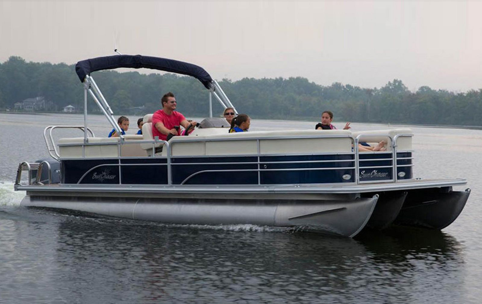 Boat Club Pontoon Boats Jupiter Pointe