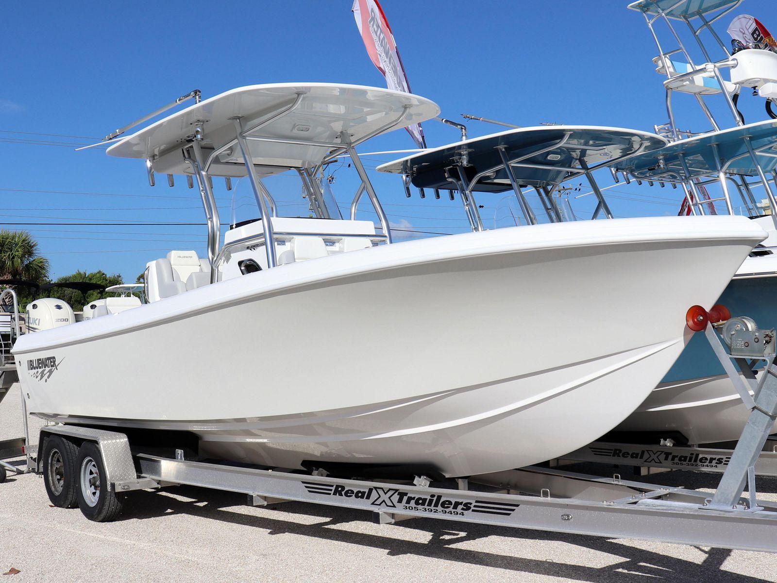 Blue Water Boats >> 2019 Bluewater Sportfishing Boats 28 Jupiter Pointe